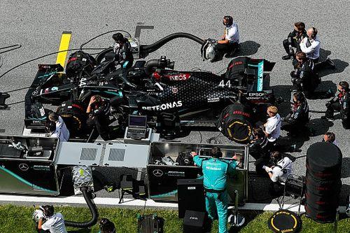 Mercedes пугала всех, что ее КПП развалятся. А сейчас вдруг все в порядке