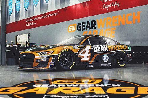 Kevin Harvick lands new sponsor for 2022 NASCAR Cup season