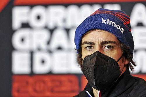 Alonso Geram Kinerjanya Disorot secara Berlebihan