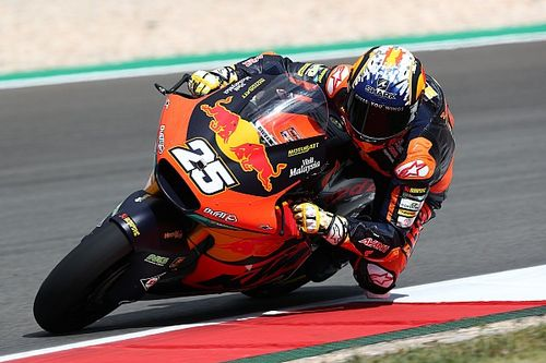 Hasil Moto2 Portugal 2021: Fernandez Bayar Lunas Kegagalan di Qatar