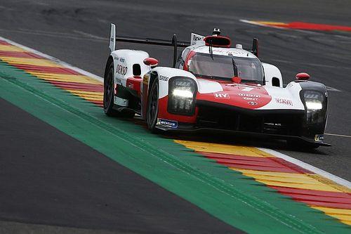 WEC Spa: Sıralama turları öncesinde en hızlısı Toyota