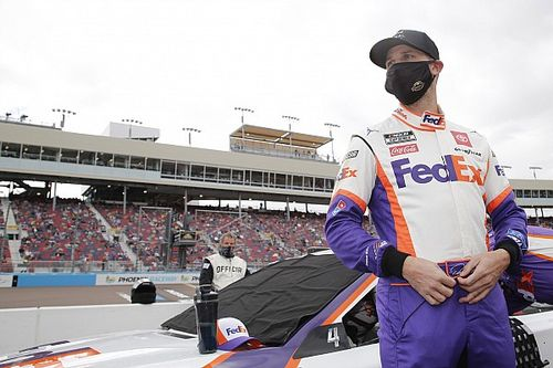 NASCAR restores more COVID protocols to protect drivers