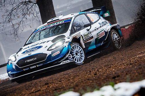 M-Sport announces WRC driver line-up for 2021 season