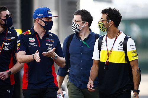"""Ricciardo: """"Verstappenből hiányzott a felelősségtudat"""""""