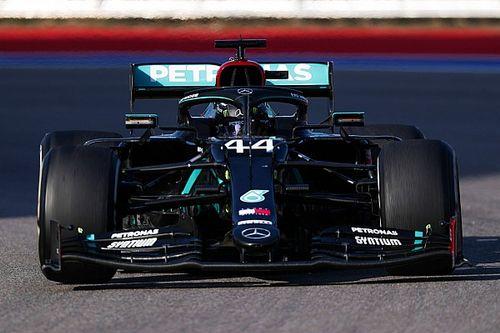Hamilton bez punktów, zapłaci Mercedes