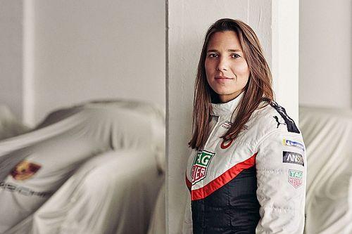 Door vrouw geleid IndyCar-team aast op deelname aan Indy 500