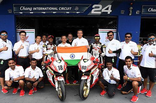 Thailand ARRC: Sethu scores more points for Honda India