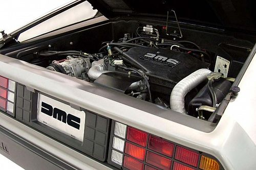 Motore PRV, il curioso V6 franco-svedese (anche) della DeLorean