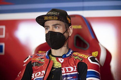 """Bautista e i dubbi su Honda: """"Difficile il podio nel 2021"""""""