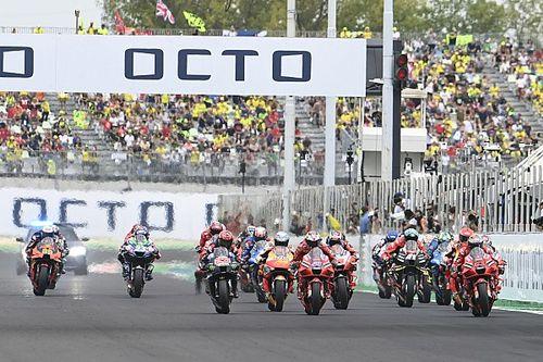 Misano MotoGP: Bagnaia fends off Quartararo for back-to-back wins