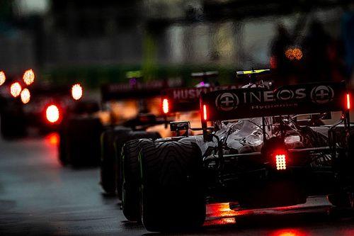 Положение в общем зачете Формулы 1 после Гран При России