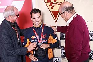 Pedrosa entra tra le MotoGP Legend prima dell'addio:
