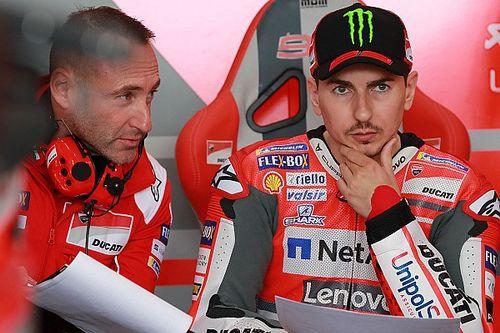 Lorenzo shoots down rumours of 2021 Ducati return