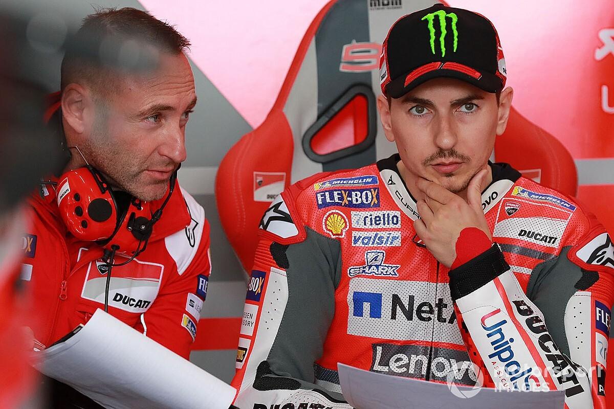 Контракт с Honda спас Лоренсо от вынужденного завершения карьеры