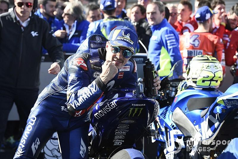 Course - Viñales et Yamaha renouent avec la victoire, Márquez out