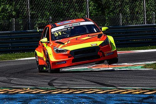 TCR Italy: doppio podio per Kevin Ceccon a Monza