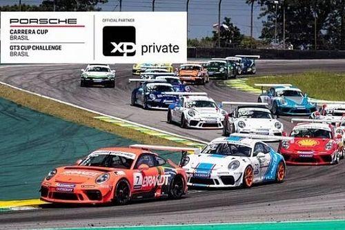 Suivez la Porsche Cup Brésil en direct sur Motorsport.com