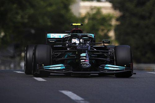 F1: Bottas lidera dobradinha da Mercedes no primeiro treino livre para o GP da França