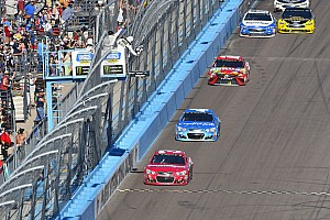 NASCAR Cup Breaking news Second again for Kyle Larson: