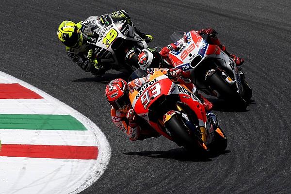 Barcelona MotoGP 3. antrenman: Marquez yine ilk sırada