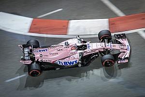 F1 Noticias de última hora Sergio Pérez apunta con buen ritmo en Singapur