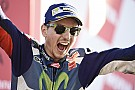 Valencia MotoGP: Lorenzo holds off Marquez to win on Yamaha swansong