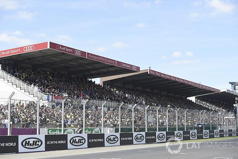 Le programme des animations du GP de France