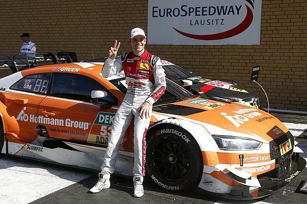 DTM DTM: Green nyert, kettős Audi-siker a Lausitzringen!