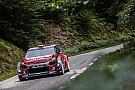 WRC Le test de Loeb sur la C3 WRC en photos