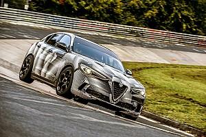 Prodotto Curiosità Alfa Romeo Stelvio Quadrifoglio e Porsche 911 GT2 RS, che record al 'Ring!