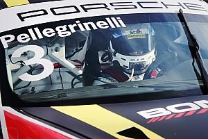 Carrera Cup Italia Ultime notizie Carrera Cup Italia, Pellegrinelli ritrova la via del podio al Mugello