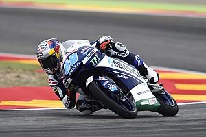 Moto3 Kwalificatieverslag Martin scoort zevende pole van het jaar in kwalificatie vol drama