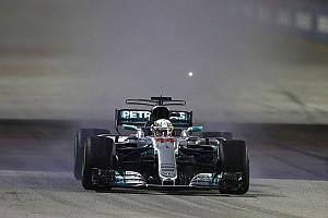 Fórmula 1 Declaraciones Hamilton: