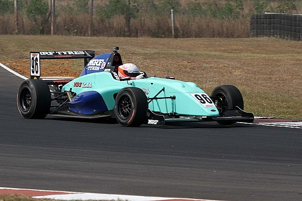 Indian Open Wheel Chennai MRF Challenge: Mawson extends lead after Race 2 win