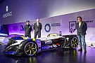 RoboRace Roborace unveils world's first autonomous racer, 'The Robocar'