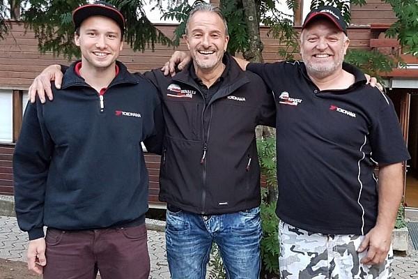 Montagne suisse Résumé de course Renault Classic Cup : deux Bernois avec des objectifs différents