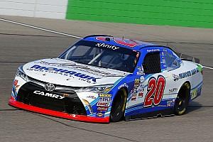 NASCAR XFINITY Race report Ryan Preece scores first career NASCAR Xfinity victory at Iowa