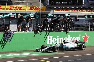 F1 Reporte de la carrera Plácida victoria y liderato para Hamilton en Monza