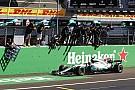 Mercedes temukan stabilitas berbeda di Monza