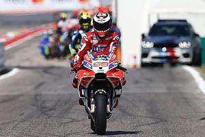 MotoGP BRÉKING Lorenzo Valenciában már biztos beáll Dovi mögé
