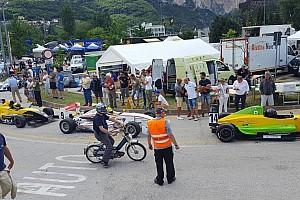 CIVM Commentaire Trento–Bondone : victoire record de Faggioli, aventure pour deux bleus suisses