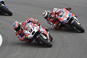 MotoGP Interview Petrucci y croit :