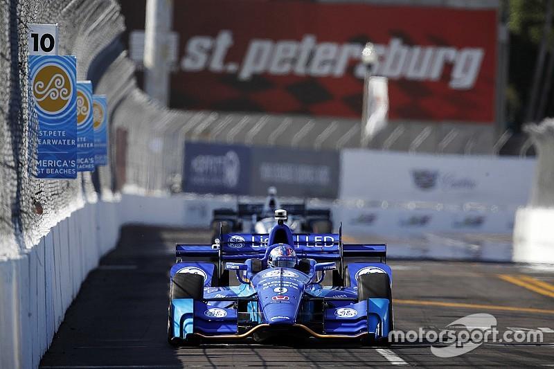 EL3 - Honda domine, Dixon de nouveau devant