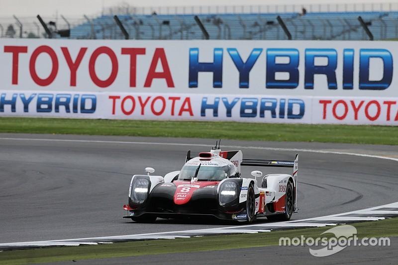 WEC-Auftakt 2017 in Silverstone: Toyota am Freitag klar vor Porsche