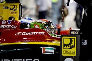 FIA F2 Interview Formel 2: Louis Delétraz ärgert sich über sich selbst
