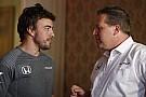 McLaren: Алонсо не ганятиметься в іншій категорії замість Ф1