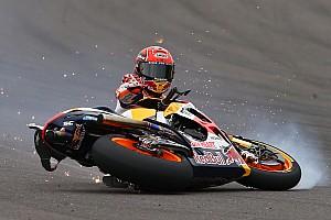MotoGP Reactions Schwantz: Marquez harus kurangi agresivitas