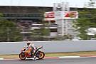 MotoGP A Barcellona piove: posticipati a domani i test Michelin di MotoGP