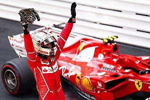 F1 Noticias de última hora Vettel fue elegido piloto del día en el GP de Mónaco