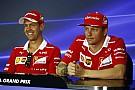 F1 Vettel valora la ausencia de
